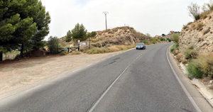 carretera ontígola