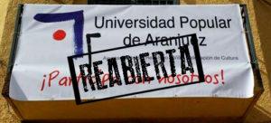 Universidad Popular Aranjuez