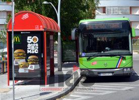 Autobús Aranjuez