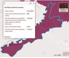 coronavirus Aranjuez