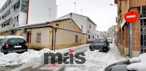 nieve Aranjuez