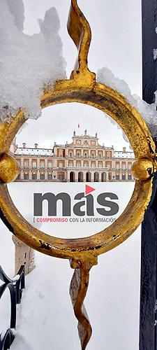 Palacio Real Aranjuez Nieve