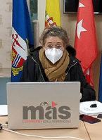 Alcaldesa Aranjuez