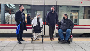 discapacitados Aranjuez